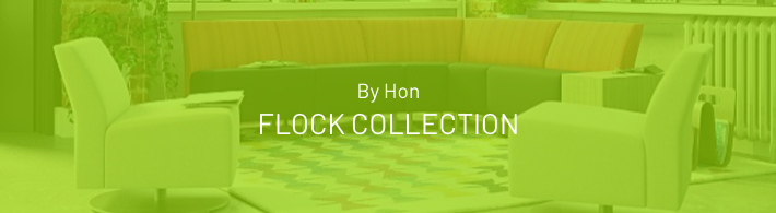 Hon Flock Collection Chairs